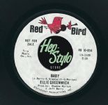"45Re✦ ELLIE GREENWICH ✦""Baby"" (Single Sided) - Red Bird Northern Soul . Hear♫"